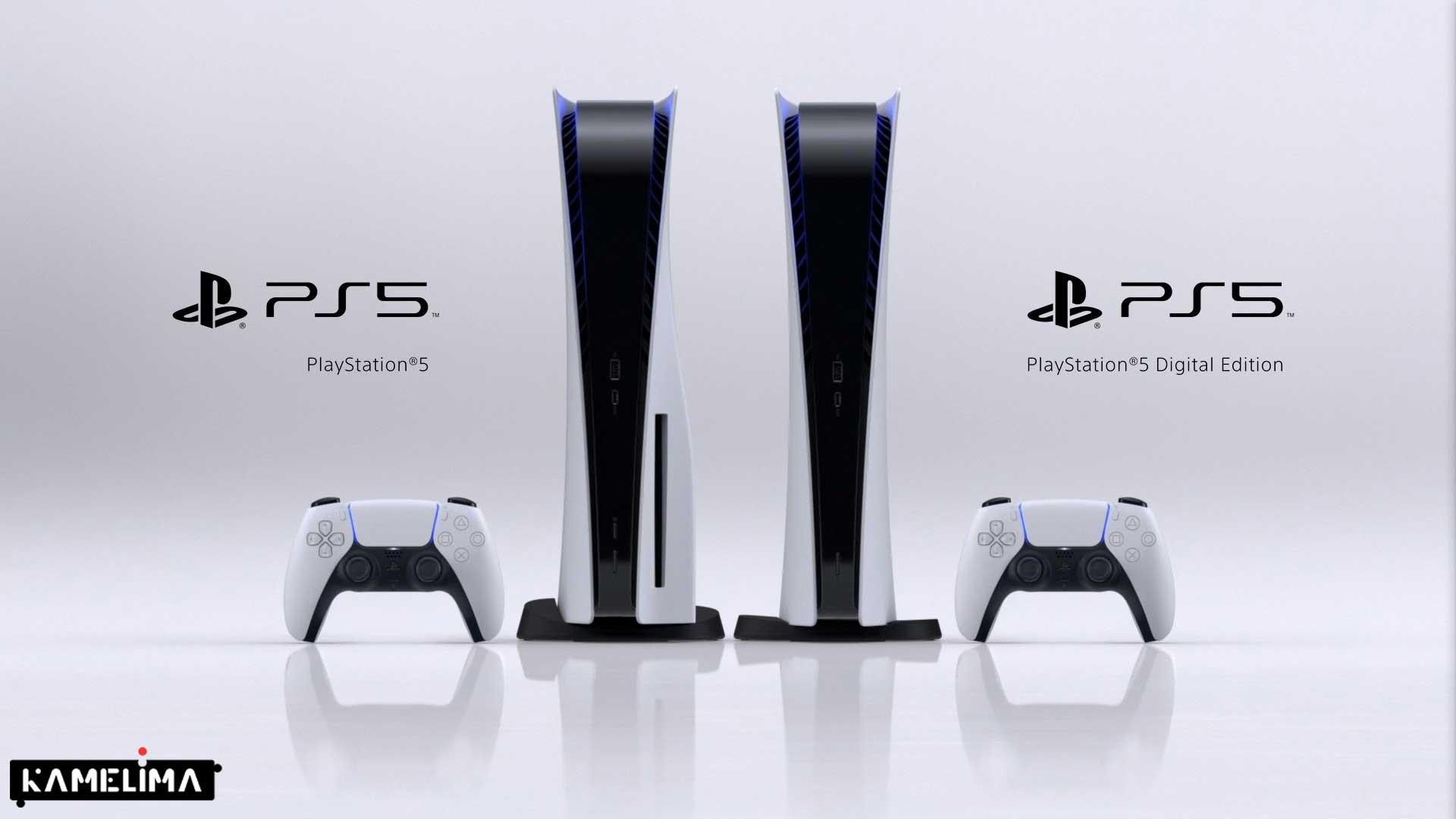 کنسول PS5 سونی