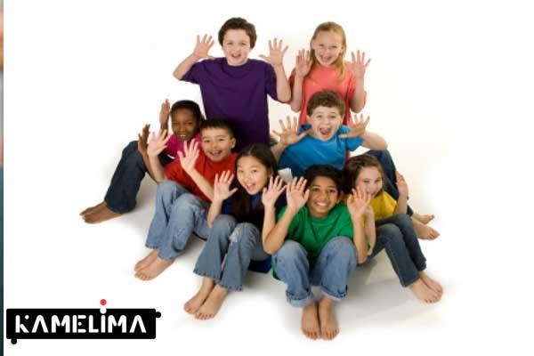 چهار حوزۀ تواناییهای کودک چیست؟
