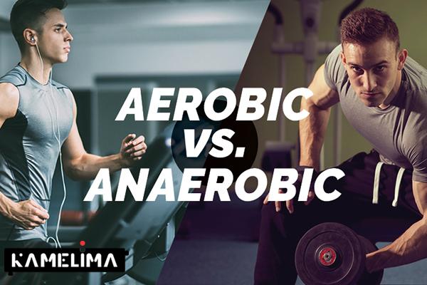 تفاوت ورزش بی هوازی و هوازی