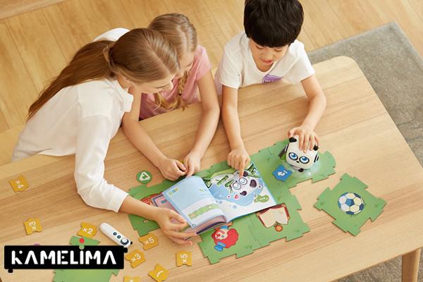 بازی برای یادگیری کودکان