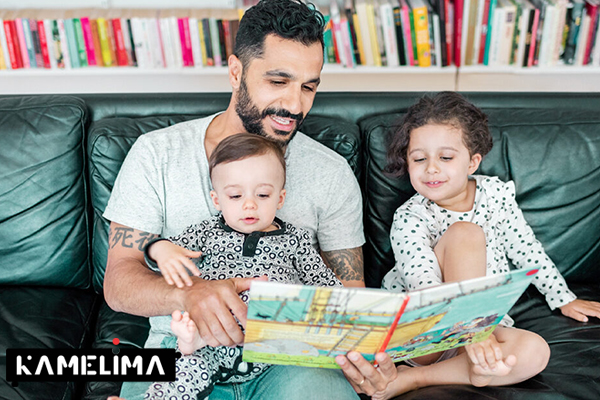 مطالعه با کودکان