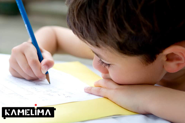 یادگیری نوشتن کودکان
