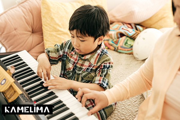آموزش موسیقی به کودکان