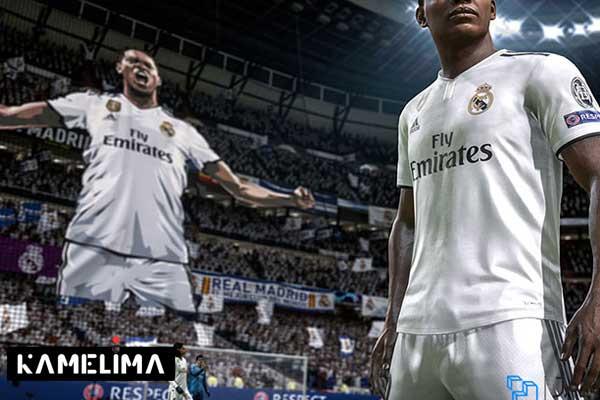 بازیکنان در FIFA 22 و PES 22