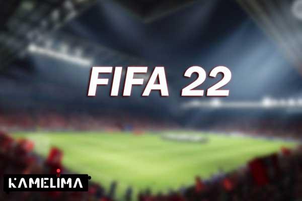گرافیک FIFA 22 vs PES 22