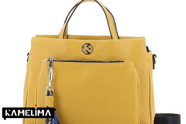 کیف های زرد
