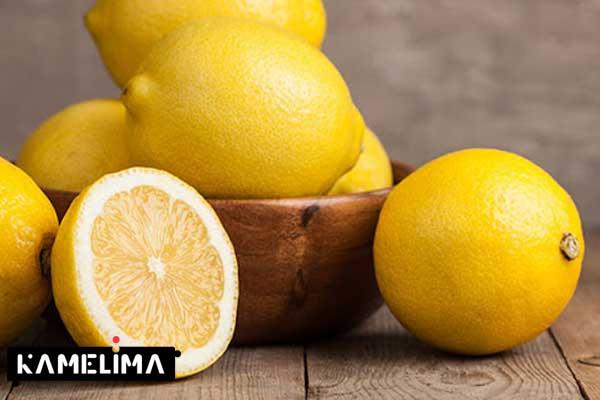 لیمو ترش و نوشابه گاز دار