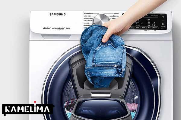 از ماشین لباسشویی مناسب استفاده کنید