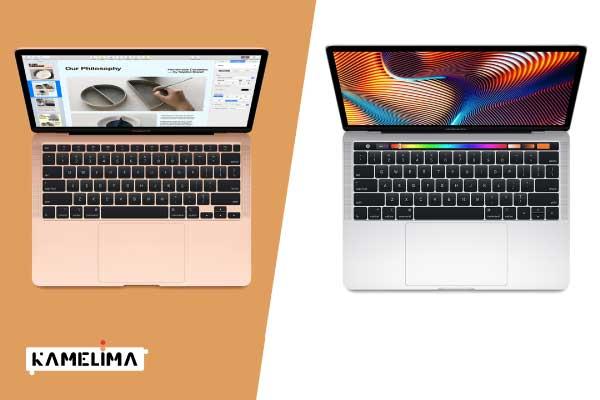 MacBook Air در مقابل MacBook Pro