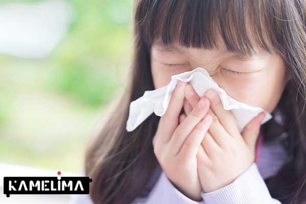 حساسیت و آلرژی فقط در کودکان ایجاد می شود