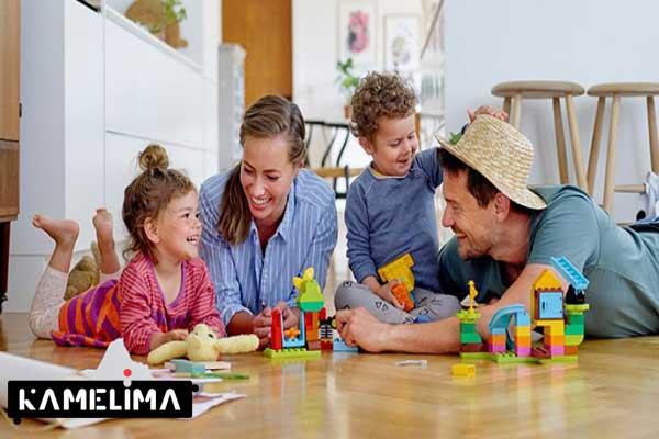 با ایجاد یک بازی، کودکان را سرگرم کنید و آموزش ببینید
