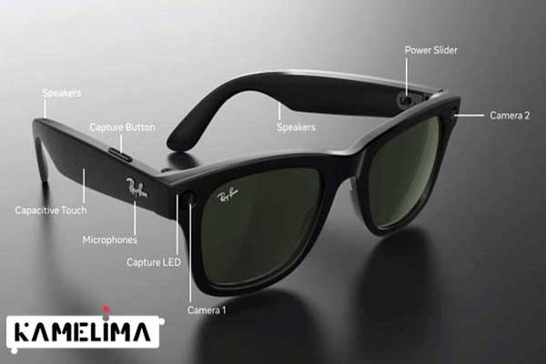 روش استفاده از عینک هوشمند فیسبوک
