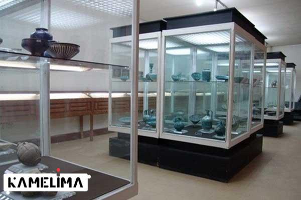 موزه مراغه یکی از مکان های گردشگری این شهر