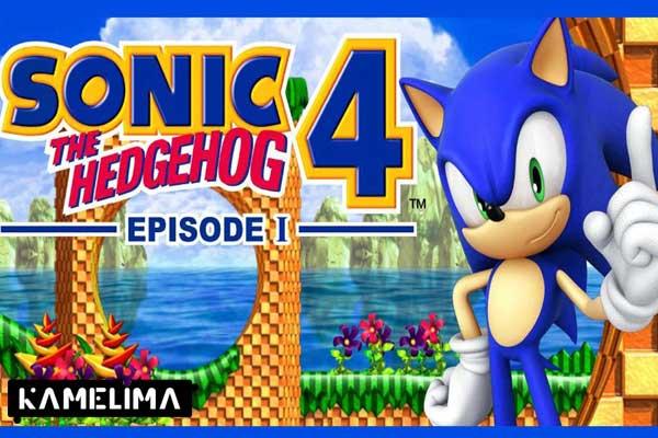بازی سونیک Sonic the Hedgehog 4: Episode 1 (WiiWare)