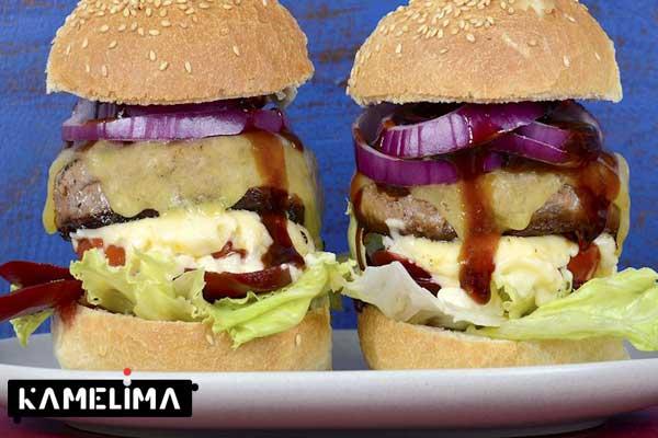 همبرگر استرالیایی