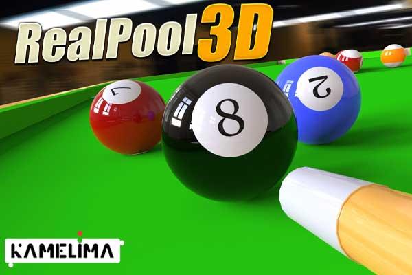 بازی بیلیارد Real Pool 3D