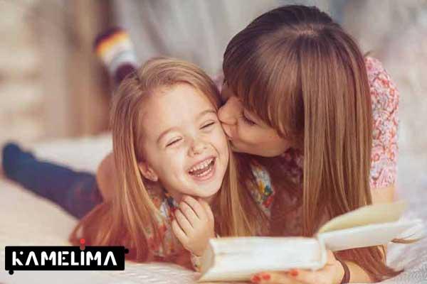 با فرزندان خود احساس دوستی و رفاقت داشته باشید