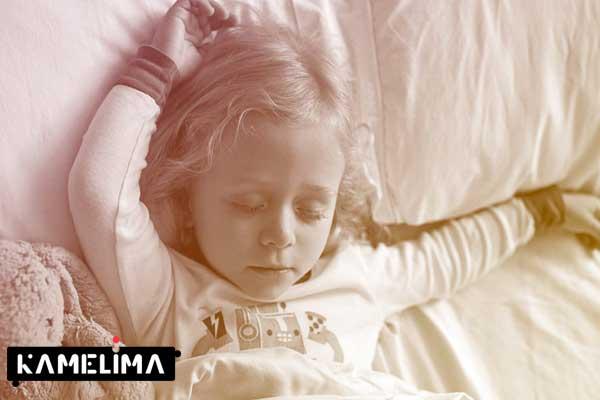 راه های بیدار کردن کودک در زمان مدرسه