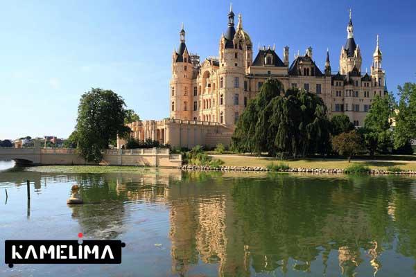قلعه کالمار از جاهای دیدنی سوئد