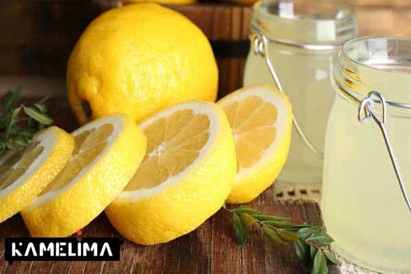 آب لیمو تازه را برای درمان پوست سر چرب امتحان کنید