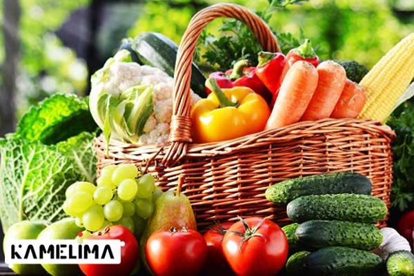 برای داشتن پوست جوان، میوه و سبزیجات مصرف کنید