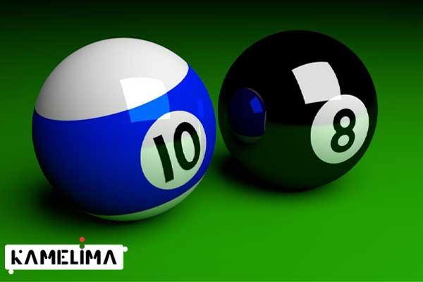 بازی بیلیارد 3 بعدی 3D pool