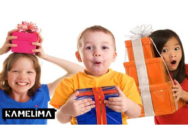 پاداش، راهی برای تشویق کودکان