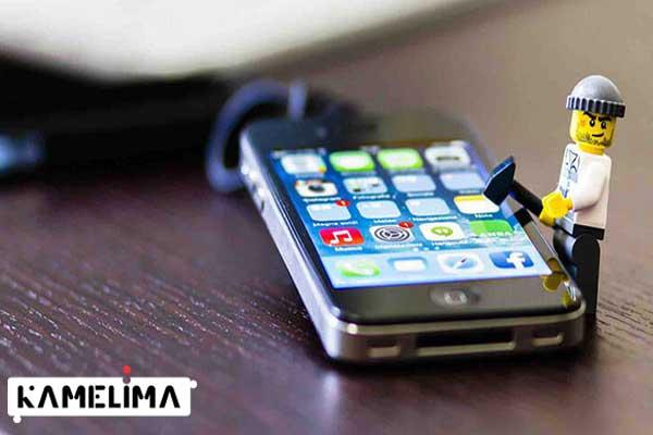 یکی از نشانه های هک گوشی، تغییر تنظیمات تلفن همراه