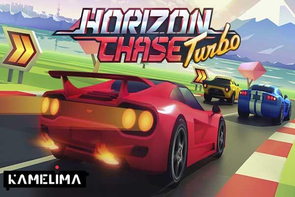 بازی موبایل با دسته Horizon Chase