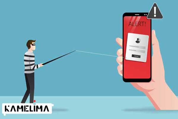 نکات امنیتی تلفن همراه جهت جلوگیری از هک گوشی