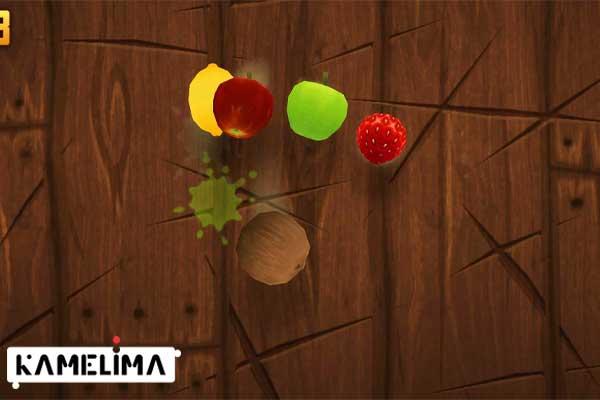 بازی نینجای میوه ها