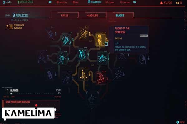 هک در بازی Cyberpunk 2077
