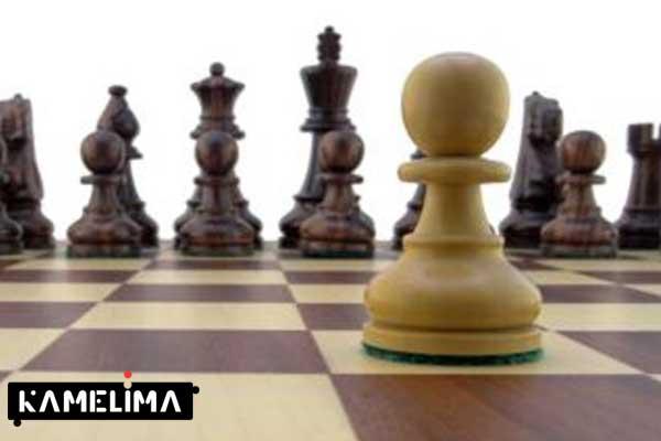 نحوه حرکت سربازها در شطرنج