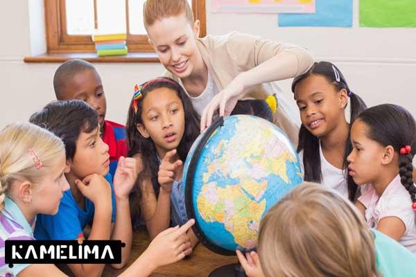 یادگیری چشمی یا بصری در کودکان